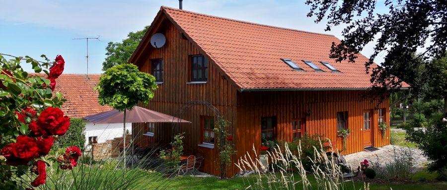 Ferienhaus Landkreis Cham in Bayern Gruppenhaus Bayerischer Wald