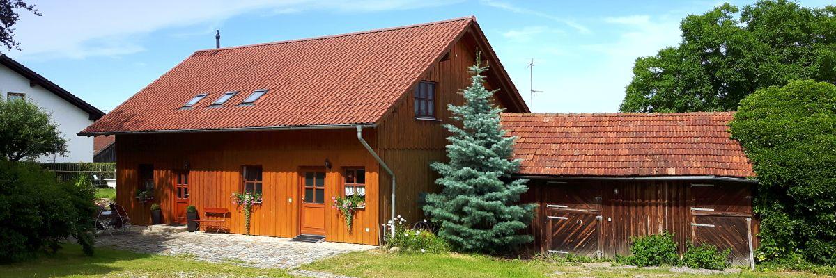 Bayerischer Wald Gruppenhaus in Bayern