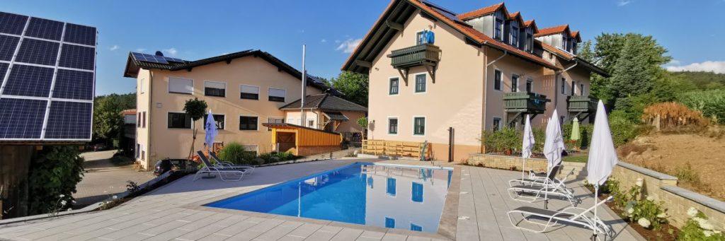Hotel Gasthof in der Oberpfalz mit Swimming Pool im Bayerischen Wald